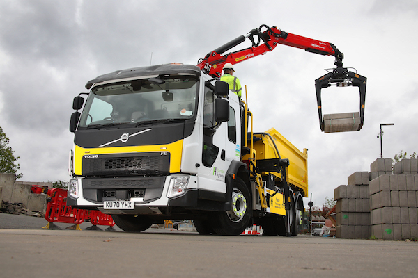 SAFETY AND COMMUNITY FOCUS SECURES VOLVO NEW ORDER WITH RINGWAY