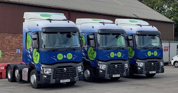 H&M DISTRIBUTION COMMITS TO DECADE-LONG CONTRACT WITH PALLETWAYS