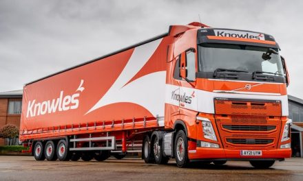 KNOWLES TRANSPORT INVESTS IN 85 NEW TRAILERS AS GROWTH CONTINUES