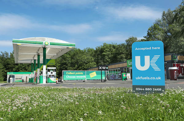 UK Fuels Card Network Grows to 3500 fuel stations