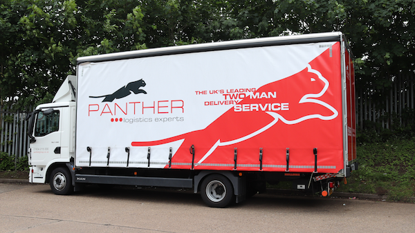 PANTHER LOGISTICS PLACES ORDER FOR 22 7.5 TONNE TGL MAN VEHICLES  TO SUPPORT GROWTH