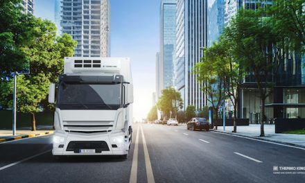 Thermo King Launches V-1000 Vehicle-Powered Units,  A Powerful Alternative for Large Truck Diesel Refrigeration Systems